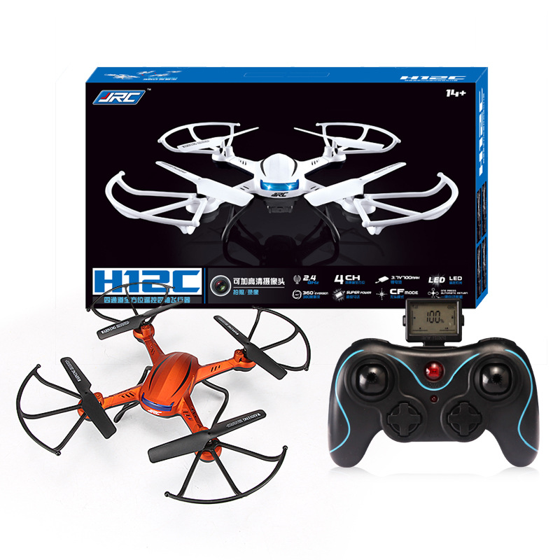 Rc Drones With Camera Hd Jjrc H12c Rc Quadcopters With Camera Flying Camera Helicopters Radio Control Dron Professional Drones(China (Mainland))