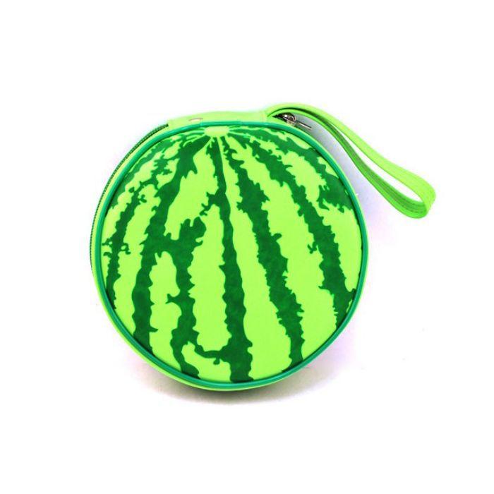 Watermelon Pattern 24 Sleeves Game CD Bag DVD VCD Discs Slots Organizer Wallet Storage Sheet Case Holder(China (Mainland))