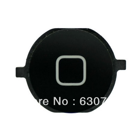 home button keyboard button for iphone 4S function key Black&White,high quality(China (Mainland))