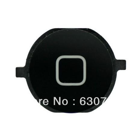 Гаджет  home button keyboard button for iphone 4S function key Black&White,high quality None Телефоны и Телекоммуникации
