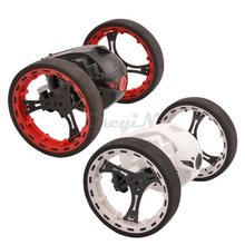 Strong Jumping Sumo Connected Toy Mini RC Car 2.4GHz Bounce Car With Flexible Wheels Remote Control Car WJ021-V56