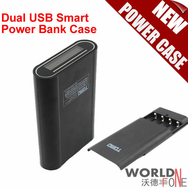 New Arrival TOMO 18650 Battery Charger Lithium Battery with Anti-Overcharge Smart Fast Charger Indicate Power Function(China (Mainland))