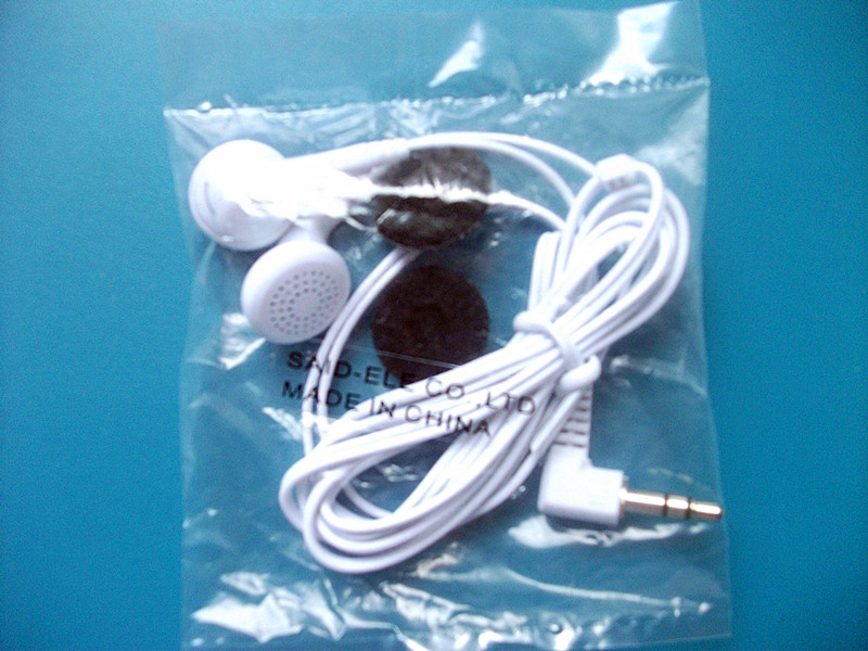 Economical Stereo Earphones in Schools , Gyms , hotels , motor coaches, Individually Sealed Packing<br><br>Aliexpress