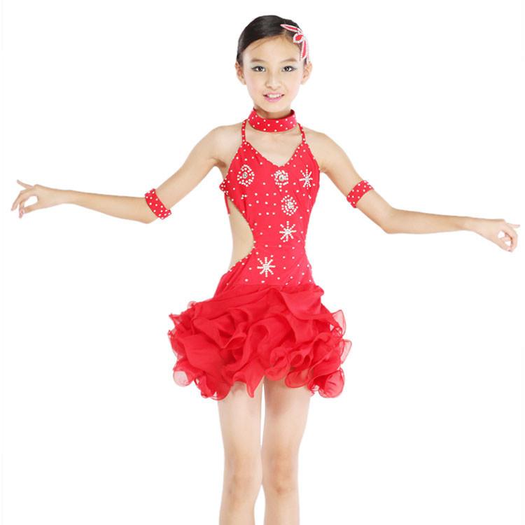 Костюмы Для Бальных Танцев Латина