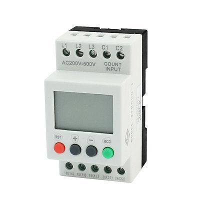 JVR(800-1) LCD Display Phase Failure Sequence Unbalance Protective Relay<br><br>Aliexpress