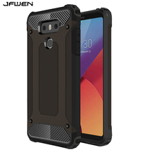 Buy Capa LG G6 Case Cover Full Protective Hard Back Cover Funda LG G6 Phone Case Luxury Shockproof Hybrid Armor Phone Cases for $3.21 in AliExpress store