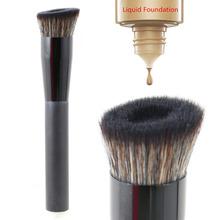 VELA Angled Perfecting Face Brush Premium Foundation Makeup Brush