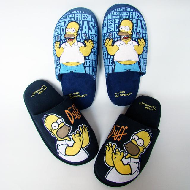 Men's Winter Slippers