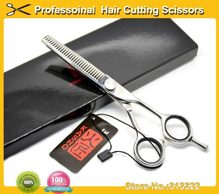 Free ShippingJAPAN KASHO Made Of VG10/E Brand Hair cutting scissor ,beauty Hairdressing Scissors,Barber Shears,Thinning Scissors