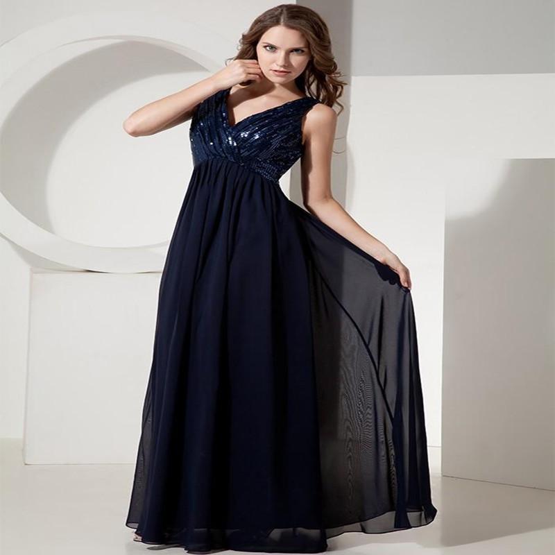 Online Get Cheap Sequin Bridesmaid Dress Floor -Aliexpress.com ...