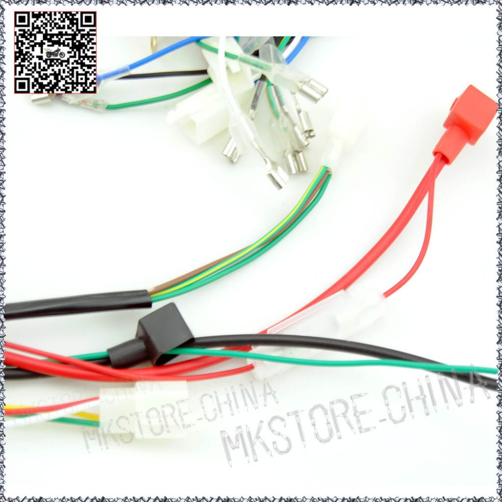 quad wiring harness picture more detailed picture about quad quad wiring harness 200 250cc chinese electric start loncin zongshen ducar lifan shipping