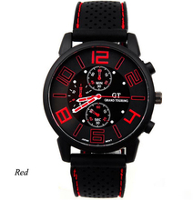 GT Christmas gifts Military sports quartz watch clock watches men luxury brand relogios masculinos 2014 relogio masculino