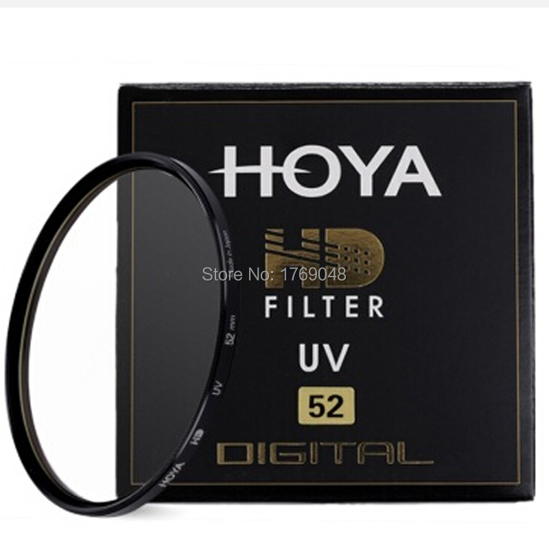 Hoya 52mm HD UV Ultra-Violet Filter Digital High Definition Lens Protector For Pentax Canon Nikon Sony Olympus Leica Camera Lens<br><br>Aliexpress