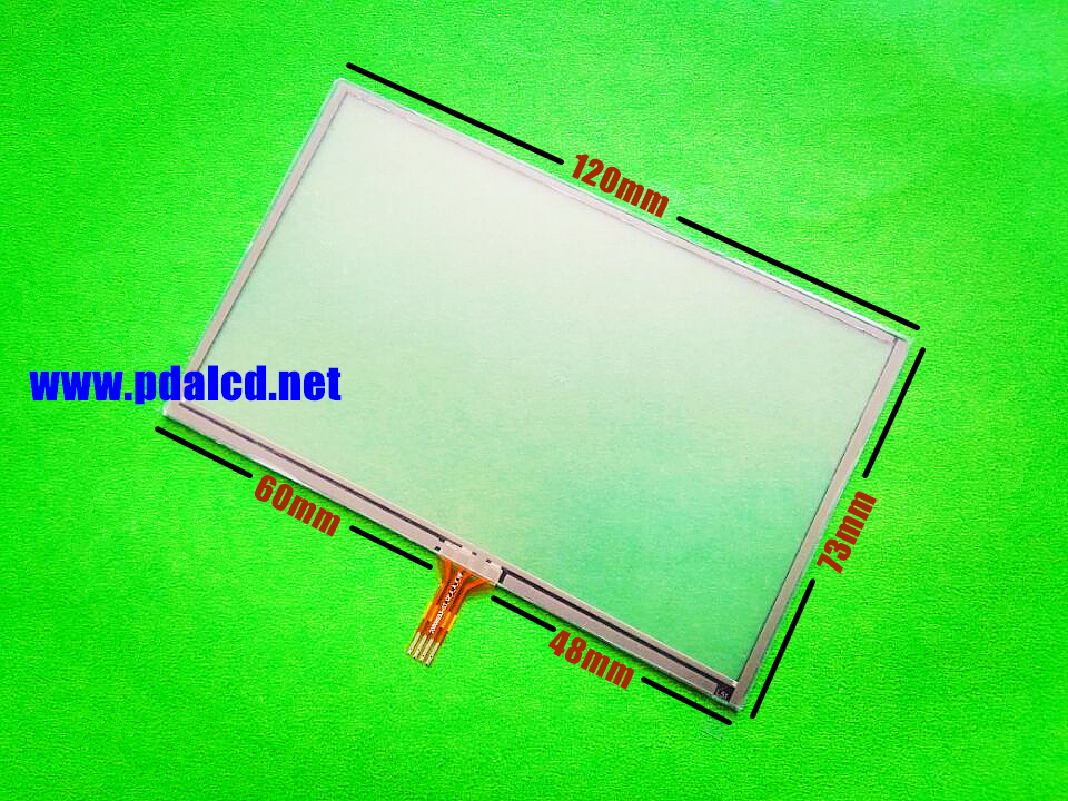 10pcs/lot Original New 5-inch Touch screen for GARMIN nuvi 1410 1410T GPS Touch screen digitizer panel replacement<br><br>Aliexpress