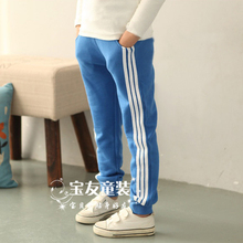 IVE 2015 New Kids Pants Children Trousers Boys Sport Pants Girls Casual Pant IU209(China (Mainland))