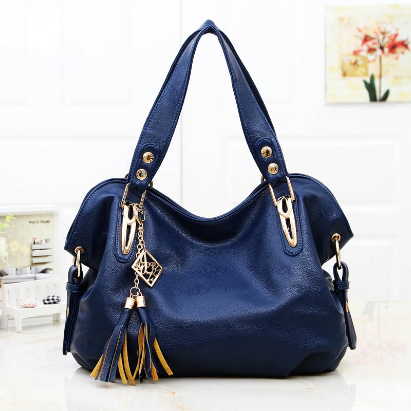 Kiss of the Goddess ! New Arrival Luxury Lady Real Leather Messenger