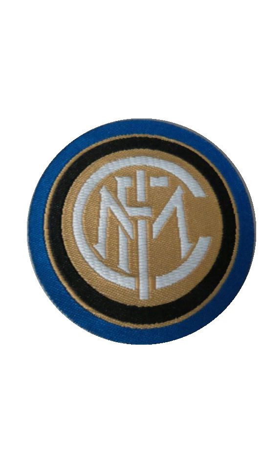Inter milan Woven Iron On Patch Applique Soccer Football Team Badge wholesale supplier dropship free shipping(China (Mainland))