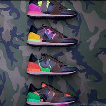 High Quality Unisex Valentine Sneakers Shoe Multicolor Camouflage Men/Women Breathable Fashion Sneakers 2015 New Couple Sneakers