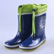VICVIK brand Fashion Baby Moccasins Children Cartoon Rain Boots Kids Rubber Boot Snow Boot For Boy Waterproof Wellies Shoes 7065