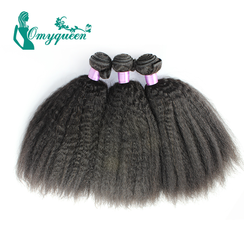 Rosa Hair Products Unprocessed Malaysian Virgin Kinky Straight Hair Extension 3pcs Coarse Yaki Virgin Hair Light Yaki straight<br><br>Aliexpress