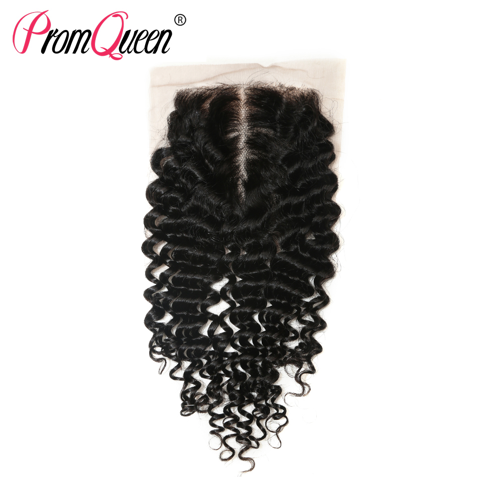 Lace Top Closure Bleached Knots Virgin Curly Hair Can Be Dye&amp;Bleach&amp;Perm  Swiss Lace 4*3.5 Shedding&amp;Tangle Free<br><br>Aliexpress