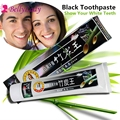 BellyLady 160g pc Newest Charcoal Toothpaste Whitening Black Bamboo Charcoal Toothpaste Oral Hygiene Teeth Care