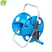 Hot Selling Magic Hose Reels Empty Water Pipe Storage Holder Save Space Prevent Twisting Garden Hose Storage Reels(China (Mainland))