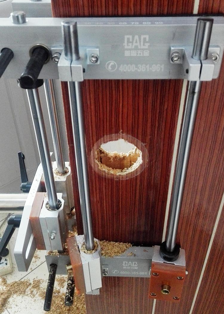 wood slotting machine