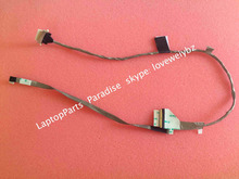 Free shipping For Toshiba Satellite C660 C660D C665 P750 P755 lvds Screen cable DC02001BG10