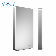 Netac Original K330 500GB 1TB USB3.0 High Speed Shockproof HDD External Hard Disk Drive Portable HD Disc Storage Devices(China (Mainland))