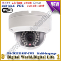 DS 2CD2145F IWS Full HD 4MP H 265 HEVC wireless wifi ip camera wi fi poe