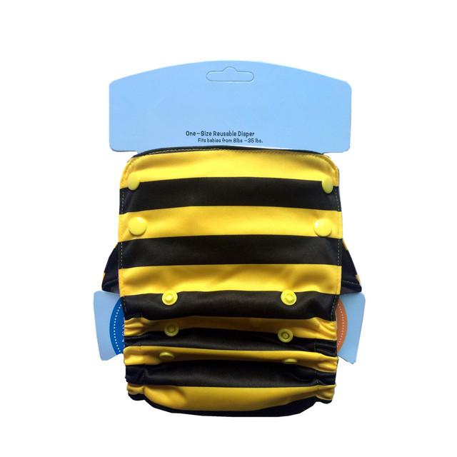 Новых тяжелых Wtter ночь AIO авх2 ткань пеленки с 2 вставками детские подгузники ...