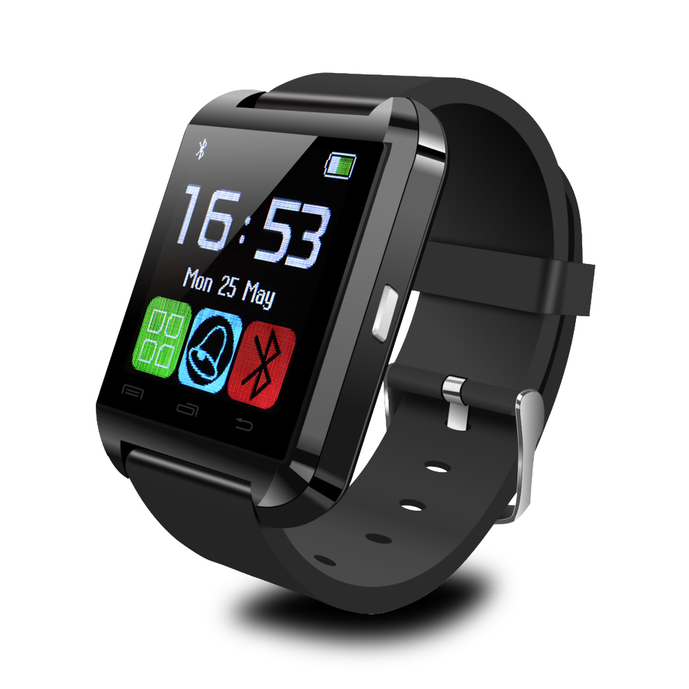 Bluetooth /u8 UWatch Samsung Xiaomi Huawei s4/2/3 LG Android HTC 2015 ux uwatch bluetooth 3d magsensor android iphone