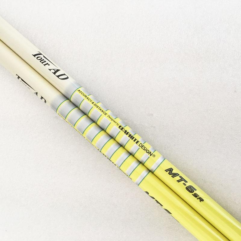 New mens Golf shaft TOUR AD MT-6 Golf wood shaft 3pcs/lot Graphite Golf driver shaft SR or S flex Free shipping(China (Mainland))