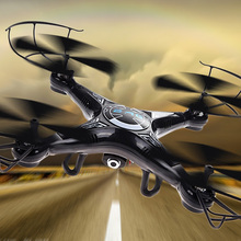 New Arrival X8 2 4Ghz 6 Axis Gyro RC Quadcopter Drone UAV RTF UFO with 2MP