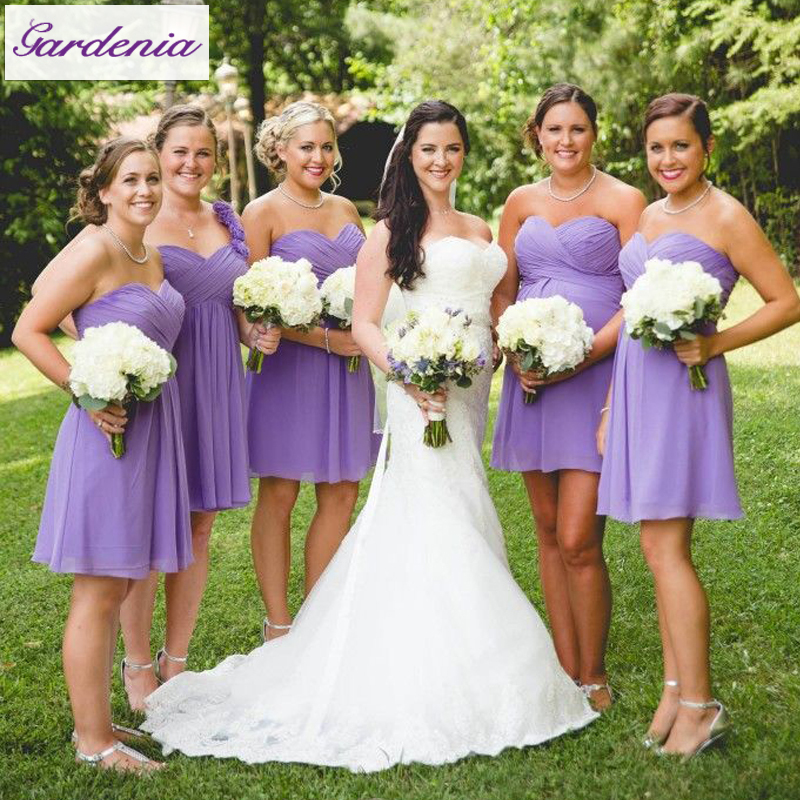 Black Bridesmaid Dresses For Summer Wedding - Wedding Guest Dresses