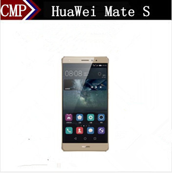 "Original HuaWei Mate S 4G LTE Mobile Phone Kirin 935 Android 5.1 5.5"" 1920X1080 3GB RAM 128GB ROM 13.0MP Fingerprint Force Touch(China (Mainland))"