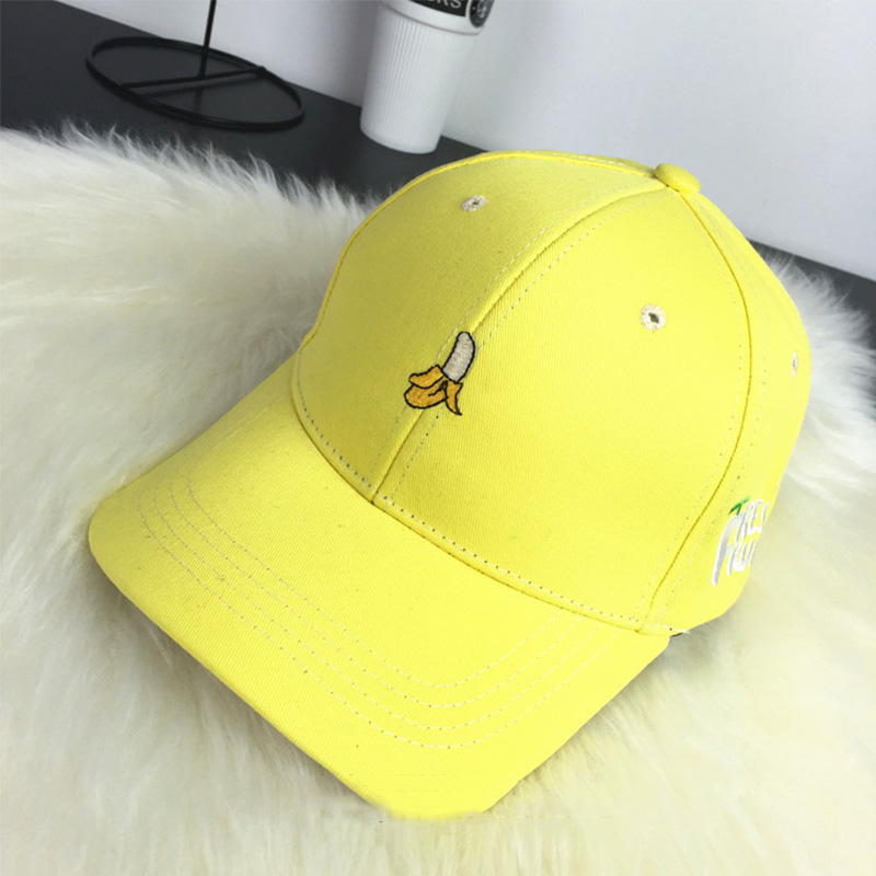 Lovely Snapback Baseball Caps Summer Fruits Candy Color Hats For Women Sports gorras planas hip hop hat female Adjustable(China (Mainland))