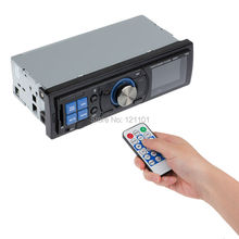 2015 nouveau récepteur FM voiture mp3 lecteur audio Radio avec FM / USB / télécommande / port USB 12 V 24 V de voiture Radio stéréo lecteur aux in(China (Mainland))