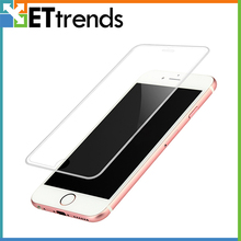 200pcs/lot Promotion For iPhone 6 6 Plus 0.30MM 2.5D Front Full Screen Tempered Glass Screen Protector with Crystal Box