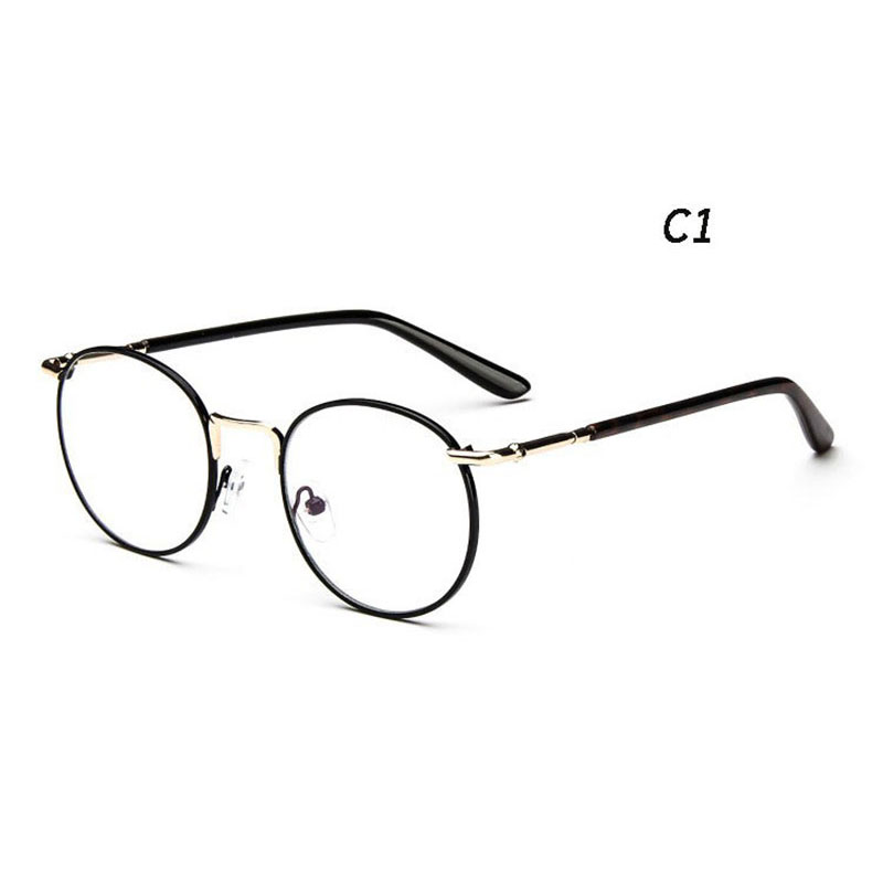 Model 9503 Prescription Eyeglasses Optical Spectacle Glasses Frame with 6 Optional Colors Free Assembly with Optical Lens(China (Mainland))