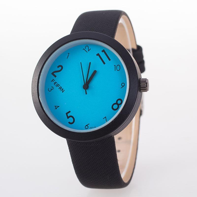 New Design Catoon Wristwatch Students Wrist watch with Leather band watch Women Casual quartz-watch women dress watch<br><br>Aliexpress