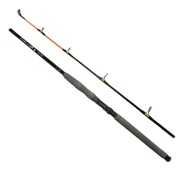 2.1 meters ultra hard carbon sea rod boat fishing rod 2 spinning rod far
