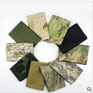 Camouflage hidden tactical Army fans military scarf outdoor jungle bandanas muffler hunting accessories - Fishing&Hunting Factory Store store