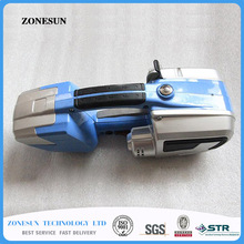 Lowest Facotry Price Battery strapping tools, hand held PP PET strapping machine, plastic belt packaging width 13-16mm(China (Mainland))