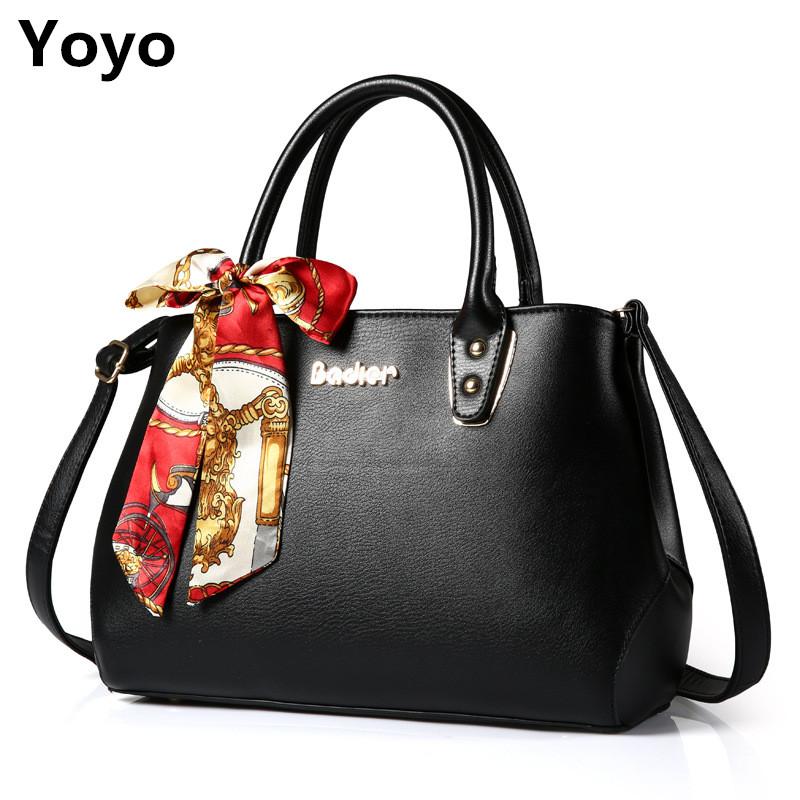 Yoyo! 2016 New Women Messenger Bag PU Leather Bat Simple Handbag Single Large Capacity Shoulder Big Brand bolsa feminina bolsas<br><br>Aliexpress