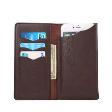 New 4 Colors Wallet Book Style Leather Phone Case for Leagoo Elite 6 Credit Card Holder Cases Cell Phone Accessories