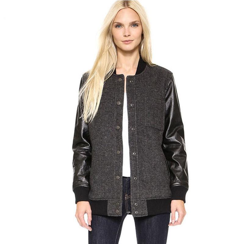 Long bomber jacket womens plus size – Jackets photo blog