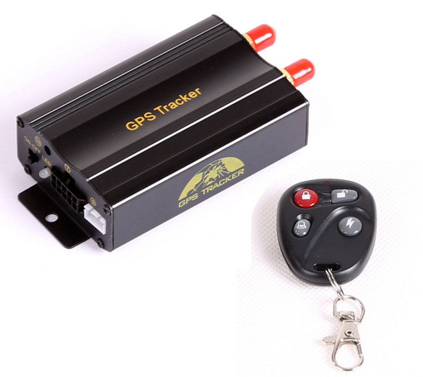 Mini TK103B Vehicle Tracker GSM/GPRS/GPS Global Real Time Tracking System Device Car Locator(China (Mainland))