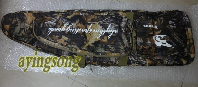 Tactical hunting 911 carry case 1.2m long rifle slip hunting bag maple leaf mc